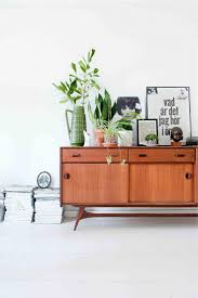 plant stand credenza