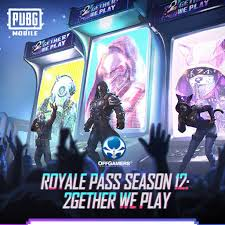 Get ready for Season 12 of PUBG Mobile ...