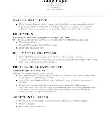 Resume Accounting Objective Best Of Resume Objective Accounting Job Tutorial Entry Level R Yomm