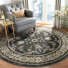 s grey and cream rug traditional oriental 7 x round teal gray trellis furniture