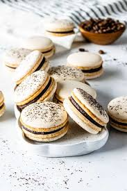 Heat oven to 350 degrees f. Vegan Coffee Macarons Plus Video Pies And Tacos