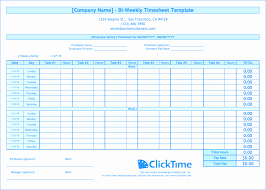 40 Monthly Timesheet Template Excel Markmeckler Template