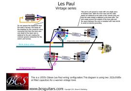 vintage lp wiring schematic