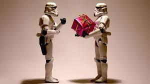 Star Wars Christmas Wallpapers Group (60+)