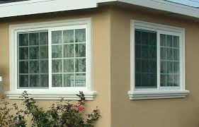 diy exterior window trim build exterior window sill how to install craftsman style window trim exterior