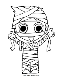 Cute Halloween Coloring Pages At Getdrawingscom Free For Personal