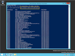 Powershell Windows Simple Guide Manage Adds Using Windows Powershell 3 0 In Windows