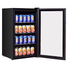 Mini Drink Vending Machine Impressive Costway 48 Can Beverage Refrigerator Beer Wine Soda Drink Cooler