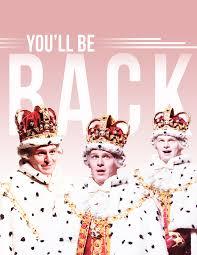 Hamilton Jonathan Groff As King George Iii Awesome Wow