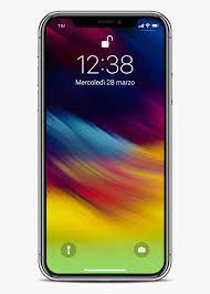 Iphone Lock Screen Png - Iphone X ...