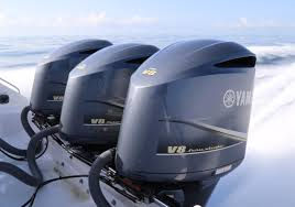 yamaha 350 outboard. yamaha outboards have operated in the u.s. for nearly 30 years. their innovation has kept product development at forefront boating industry 350 outboard