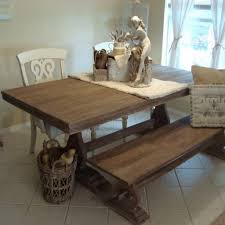 Bench Style Kitchen Table Wood Kitchen Tables With Bench Corner Table Bench Mazdesign Nook