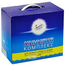 Комплекс <b>химии</b> для бассейна Минипул Комплекс, 5.6 кг купить в ...