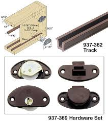 sliding cabinet door track hardware saudireiki