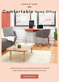 comfortable home office. The Comfortable Home Office
