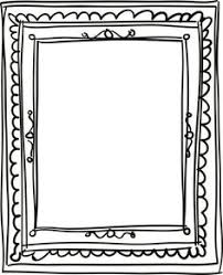 printable frame templates print these 17 craft templates for kids for hours hours of fun