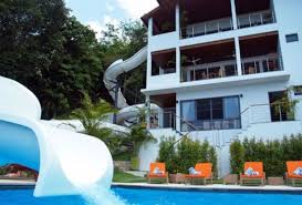 cool bedrooms with water slides. Plain Slides Inspirations Cool Bedrooms With Water Slides  Villa In Thailand Throughout E