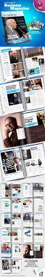 profesional business magazine indesign template by antyalias profesional business magazine indesign template magazines print templates