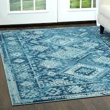 bright blue rug uk union rustic tribal area