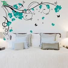 corner wall art stickers