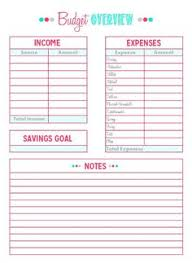 track your spending this free printable expense tracker keeps tabs on all your spending