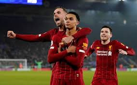 As the phenomenon of this 2019 liverpool team sweeps towards the year's end, there will have been those in the away seats at the king power stadium who may have found it hard to recall the emotions and sensations that once accompanied defeat in. Trent Alexander Arnold And Liverpool Deliver Masterclass At Leicester To Put One Hand On Premier League Title