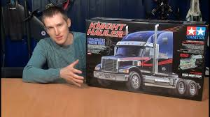 Грузовик на радиоуправлении (RC Truck Tamiya 1/14) ... Часть 1 ...
