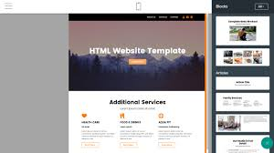 Bootstrap Website First Class Bootstrap Website Design Overview