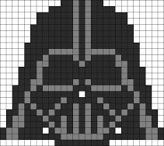 Star Wars Perler Bead Patterns Extraordinary Star Wars Perler Bead Patterns U Create
