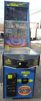 Ok Manufacturing Vending Machines Interesting SKITTLE BALL Arcade Machine Game For Sale By OK MFG CHALLENGING