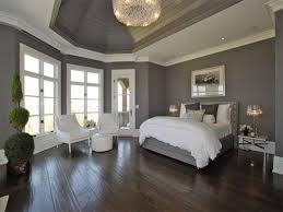 Shabby Chic Bedroom With Dark Furniture Bedroom Ideas Wall Colour Bm Rockport Gray With Dark Furniture And