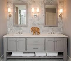 bathroom vanities. Luxury Bathroom Vanities Beach Style With Gray Backsplash Freestanding\u2026 I
