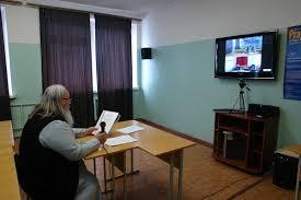 Насельник Святогорского монастыря успешно защитил дипломную работу  Фотоматериалы Смотреть все фото