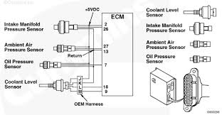 what reduces voltage when fan is on a 01 volvo n14 cummins guided step 1 check the sensor harness
