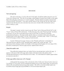 Apa Style 6th Edition Sample Paper Format Template Word Luxury Style Paper 3 Smart More Self Discipline