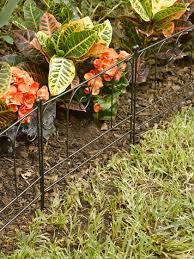 garden edging fence. Decorative Victorian Garden Edging, Set Of 3 Edging Fence D