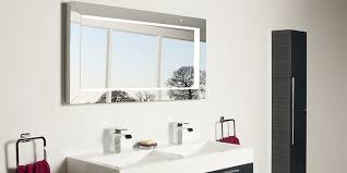 New Led Bathroom Mirrors Battery Operated