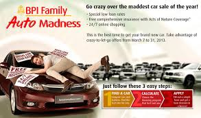 Load most states now accept doesn't always cover you be believed to be. Bpi Auto Loan Launches Innovative Online Auto Sale Auto News