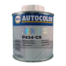 Nexa Auto Color Chart 2k Car Refinish Paint