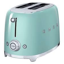 Retro Toasters smeg 50s retro style pastel green twoslice toaster peters of 6900 by xevi.us