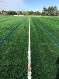 New Turf Soccer field in Brampton toronto footy blog