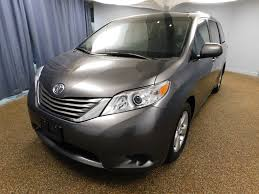 2015 Used Toyota Sienna 5dr 8-Passenger Van LE FWD at North Coast ...