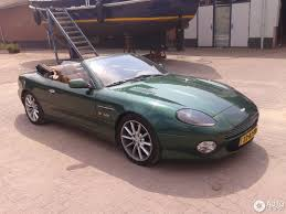 Aston Martin DB7 Vantage Volante - 12 September 2016 - Autogespot