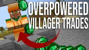Villager Trade Chart How To Get The Best 1 14 Trades