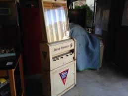 Vintage Peanut Vending Machine Custom Vintage Tom's Peanuts 48c Vending Machine Furniture Follies Used