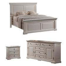 white bedroom sets. Mckinney Platform Configurable Bedroom Set White Sets E