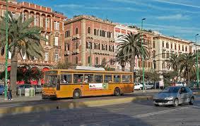 Trolleybuses in Cagliari - Wikipedia