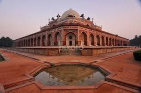 Symmetrical by Ashwini Attri - Buildings & Architecture Statues & Monuments  ( arches, moughal,