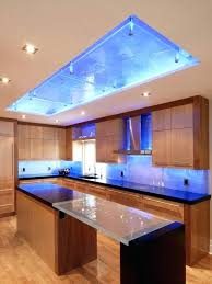 glass countertops cost example of a trendy kitchen design in with an sink flat panel sea