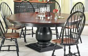 black pedestal dining table double pedestal dining table black round pedestal dining table set black pedestal
